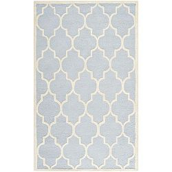 Lola Sky gyapjú szőnyeg, 152 x 243 cm - Safavieh