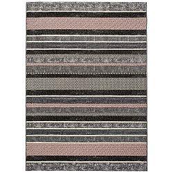 Malaga sötétszürke szőnyeg, 160 x 230 cm - Universal