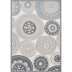 Maru Beige bézs kétoldalas szőnyeg, 200 x 300 cm - Narma