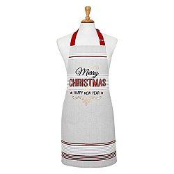 Merry Christmas karácsonyi mintás kötény - Ladelle