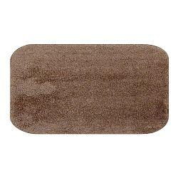 Miami Bathmats barna fürdőszobai kilépő, 80 x 140 cm - Confetti