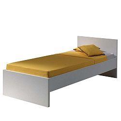 Milan fehér ágy, 200 x 90 cm - Vipack