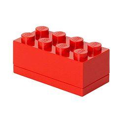 Mini Box piros tároló doboz - LEGO®