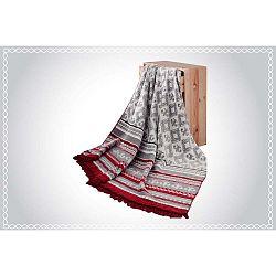 Mistic Stripe takaró pamut keverékből, 200 x 150 cm - Aksu