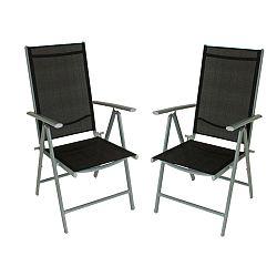 Nola kerti szék, 2 darab - ADDU