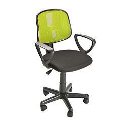 Office zöld irodai szék - Versa