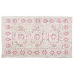 Oni púderszínű gyapotszőnyeg, 120 x 180 cm