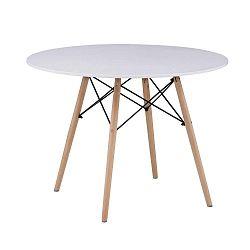 Orion fehér étkezőasztal, ⌀ 100 cm