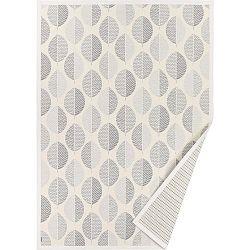 Pärna fehér, mintás kétoldalas szőnyeg, 300 x 200 cm - Narma