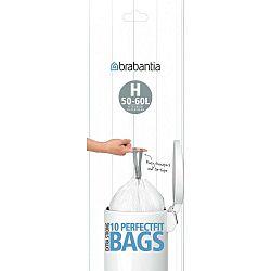 PerfectFit 10 darabos szemeteszsák 40-50 literes szemeteskosárba - Brabantia