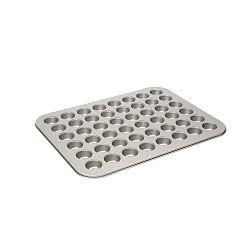 Petit Four Tin sütőforma tapadásmentes felülettel, 48 mini muffin - Dexam
