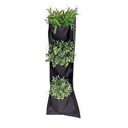 Planting akasztós textil virágtartó, 26 x 70 cm - ADDU
