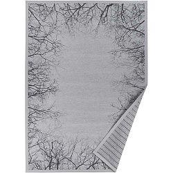 Puise szürke, mintás kétoldalas szőnyeg, 140 x 200 cm - Narma