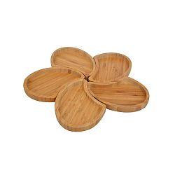 Puzzle Snack 5 darab kínálótál - Bambum