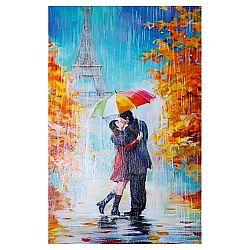 Rainy Paris vászonkép, 70 x 45 cm