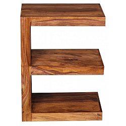 Raquel rakodóasztal tömör paliszander fából - Skyport