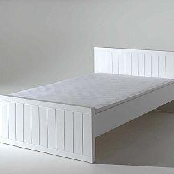 Robin fehér ágy, 120 x 200 cm - Vipack