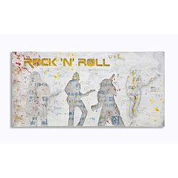 Rock N Roll kép, 120 x 60 cm - Mauro Ferretti