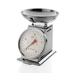 Rozsdamentes konyhai mérleg, 5 kg - Brandani