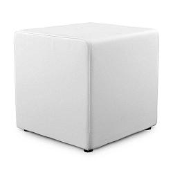 Rubik fehér puff - Kokoon