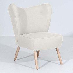 Sari krém fotel - Max Winzer