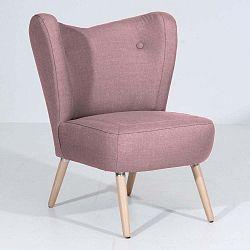 Sari rózsaszín fotel - Max Winzer