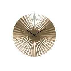 Sensu aranyszínű óra, Ø 40 cm - Karlsson