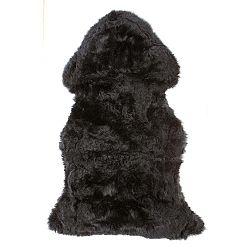 Sheep fekete bárányszőrme szőnyeg, 120 x 60 cm - Royal Dream
