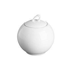 Simplicity fehér porcelán cukortartó - Price & Kensington