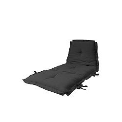 Sit&Sleep Dark Grey variálható futon - Karup