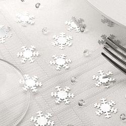 Snowflake konfetti - Neviti