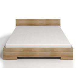 Spectrum Maxi kétszemélyes ágy bükkfából tárolóval, 180 x 200 cm - Skandica