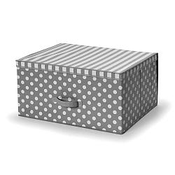 Trend szürke tárolódoboz, 60 x 45 cm - Cosatto