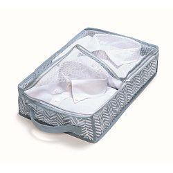 Tweed kék tároló, szélesség 26 cm - Cosatto