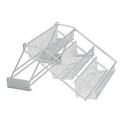 Up&Down teleszkópos fűszertartó - Metaltex
