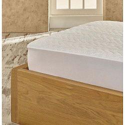 Védőhuzat egyszemélyes matracra 160 x 200 cm