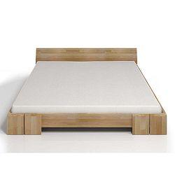 Vestre kétszemélyes ágy bükkfából, 140 x 200 cm - Skandica