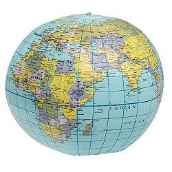 World Map felfújható földgömb - Rex London