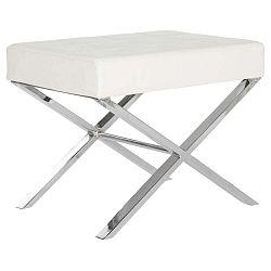 X-Bench fehér ülőpad - Sefavieh
