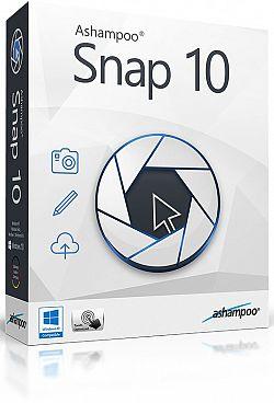 Ashampoo Snap 10 (elektronikus licenc)