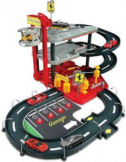 Bburago Ferrari Parkoló 2 autóval