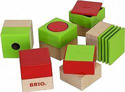 Brio 30436 szenzoros kocka