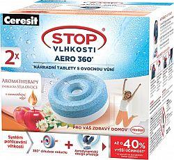 Ceresit STOP Aero 360 AROMATHERAPY frissítő gyümölcs 2 x 450 g