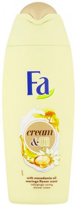 FA Cream & Oil Moringa 400 ml