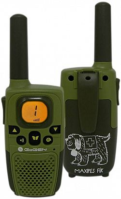 Gogen Maxi rádió Zöld