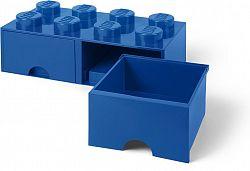 LEGO Fiókos tároló 8 - kék