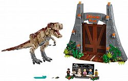 LEGO Jurassic World 75936 Jurassic Park: T. rex tombolás