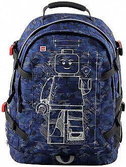 LEGO Minifigures Blue Camo Tech Teen