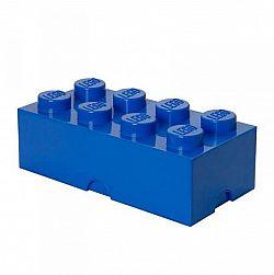 LEGO tároló doboz 250 x 500 x 180 mm - kék