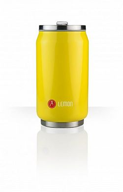 LES ARTISTES Thermo bögre A-1805 Yellow 280ml